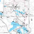 Lakeshore Trail map.