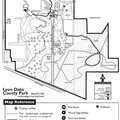 Lyon Oaks County Park map.
