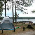 Big Bear Lake Campground.