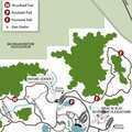 Pondside Trail map.