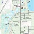 Bishop's Bog Trail map.