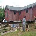 Restoring Louis DeYoung's water-wheel powerhouse.