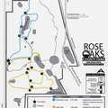 Rose Oaks County Park map.