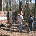 The start of the Marsh Trail.