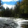 Ocqueoc Falls.