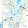 Marsh Trail map.