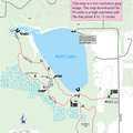 Kehl Lake Natural Area Trail Map