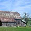 Olsen Barn along the Farms Loop.