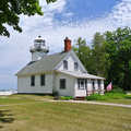 Mission Point Lighthouse was built in 1870.