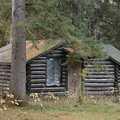 Green Timbers Cabin along the Sturgeon River.