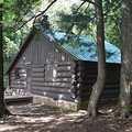 The 8-bunk Cabin at Mirror Lake.