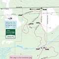 McCune Nature Preserve trail map.