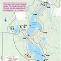 Trout Lake Pathway map.