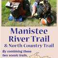 The Manistee River Trail map can be ordered from our eshop.