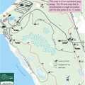 Young State Park ski trail map.