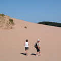 On top of the Dune Climb.