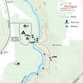 Platte River Springs Pathway map