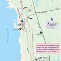Antrim Creek Natural Area Trail Map