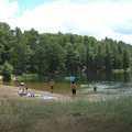 Hoister Lake Day-use Area.
