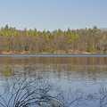Serene Kehl Lake.