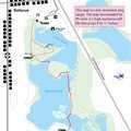 Keehne Environmental Area trail map.