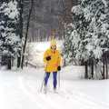 Huron Meadows grooms its trails for classic and skate skiing