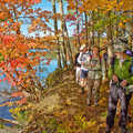 Fall is the best time to hike the new Fife Lake Loop Trail.