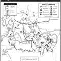 Pinckney Recreation Area map.