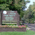 Lake Lansing-North County Park has 5 miles of trails.