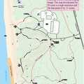 The downloadable trail map for Kirk Park.