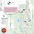Aspen Park Paved Trails map.