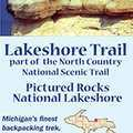 Lakeshore Trail map from MichiganTrailMaps.com