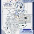 Birchwood Farms trail map.