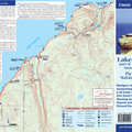 The Lakeshore Trail Map from MichiganTrailMaps.com