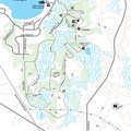 Lake Lansing-North map.