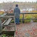 Observation deck on Pyatt Lake.