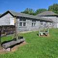 The Glassen Education Center at Ingham Conservation Center.