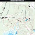Pine Valleys Pathway map.