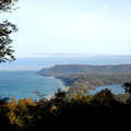 Views from Empire Bluff Trail.