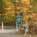 Fall at Huron County Nature Center Wilderness.