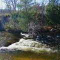 Part of the Keystone Rapids.