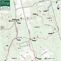 Wildwood Hills Pathway map.