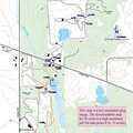 Ingham Conservation Center Trail Map.