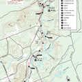 Mason Tract Pathway map