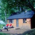 The Big Carp 6 Bunk Cabin on Lake Superior.