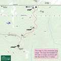 Skyline Trail map.