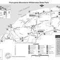The state park map that can be downloaded.