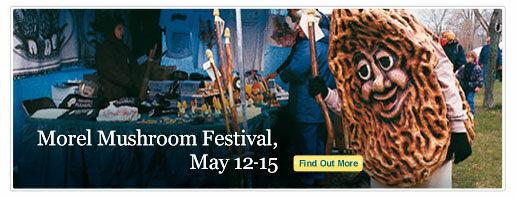Morel Mushroom Festival