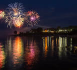 Parades, music and great fireworks!