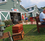 What a great opportunity to find unique treasures! Held at the Emmet County Fair Grounds in Petoskey twice in the summer.